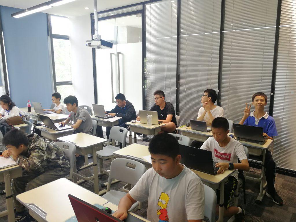 """信息学竞赛专题阶段——""""数据结构专题班"""""""