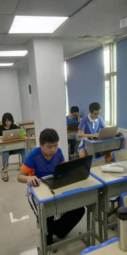 """信息学竞赛专题阶段——""""图论算法班"""""""